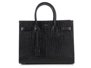 Saint Laurent Sac De Jour classic small leather black