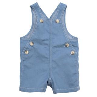 Bonpoint Blue Kids 18m Dungarees
