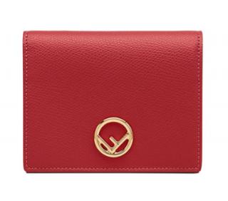 Fendi F is Fendi compact wallet