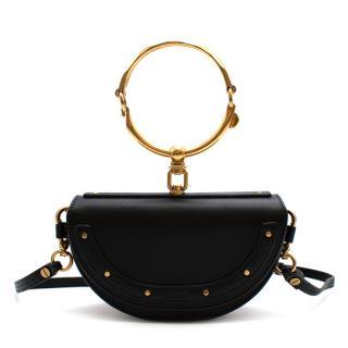 Chloe Black Nile Small Bracelet Shoulder Bag