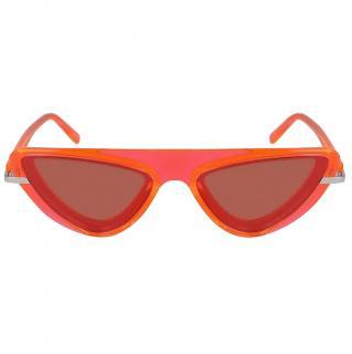 Calvin Klein CKNYC1951S cat-eye Sunglasses