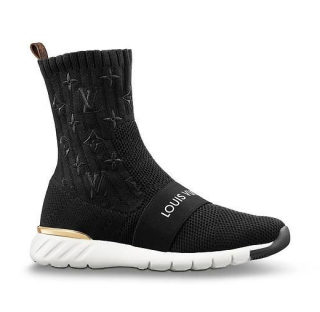 Louis Vuitton Aftergame Knit Sock Trainers