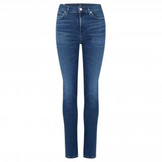 Citizens of Humanity Harlow slim fit high rise jeans