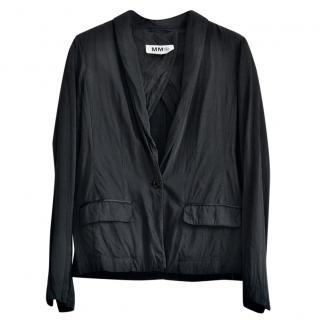 MM6 Maison Margiela Black Jacket