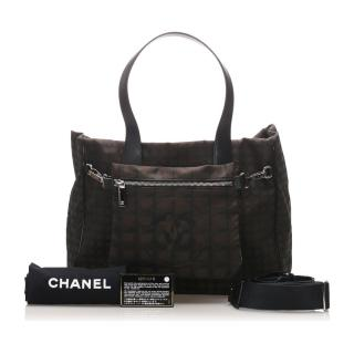 Chanel New Travel Line Tote Bag