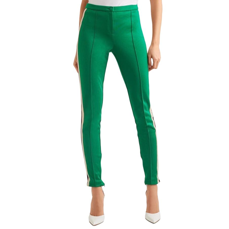 Gucci Green Technical Jersey Stirrup Leggings