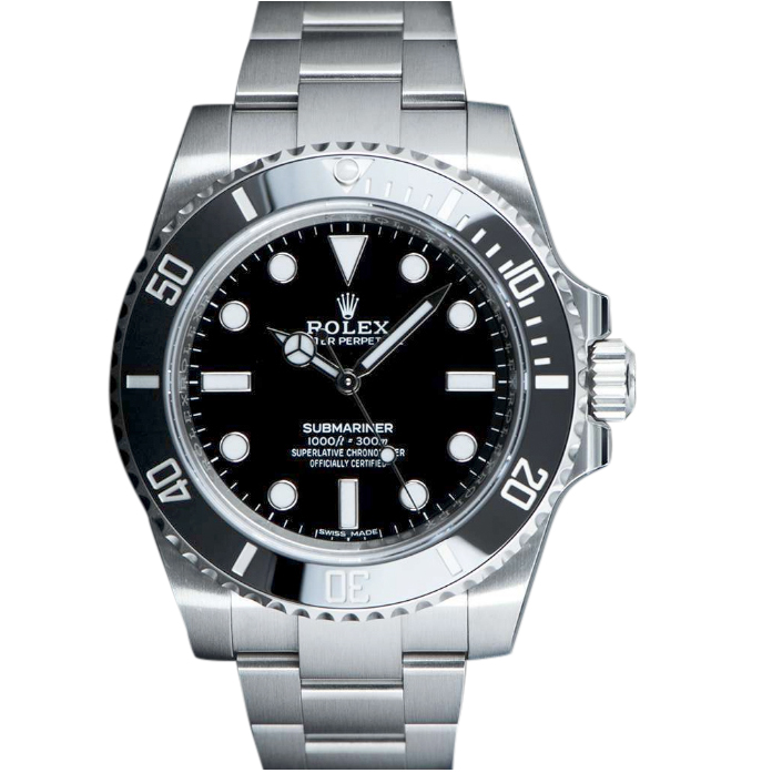 Rolex Submariner Oyster Perpetual 40mm Stainless Steel Watch