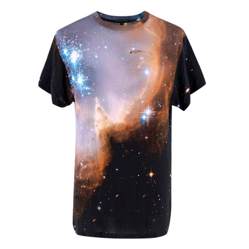 Christopher Kane Galaxy Print T-Shirt