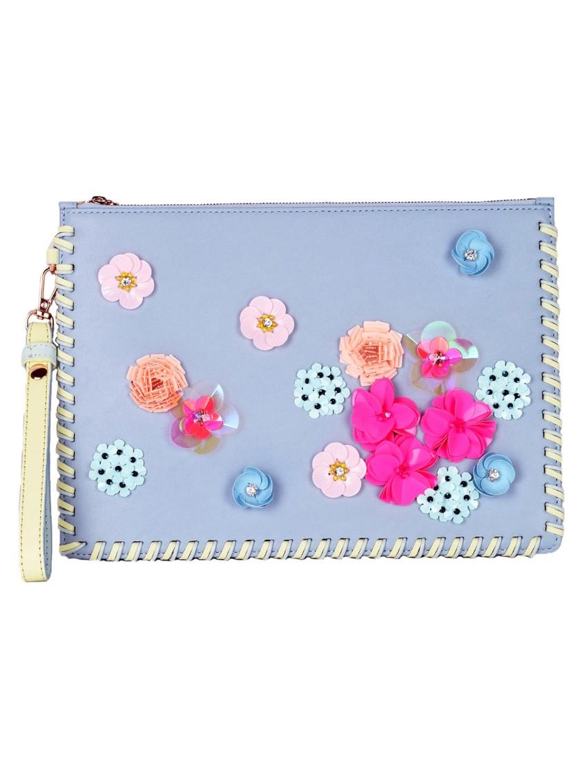 Sophia Webster Lilico Embellished pouch