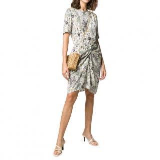 Isabel Marant Etoile Bardeny floral midi dress