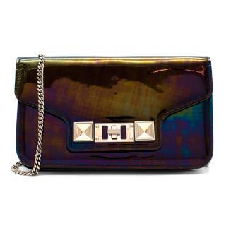 Proenza Schouler Cross Body Metallic Bag