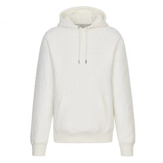 Dior Homme Cotton Terry Oblique Unisex Hoodie