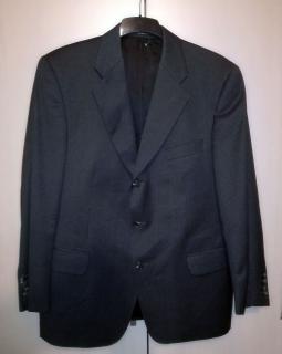 Burberry Brit navy Brettson military field jacket