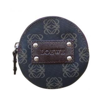 Loewe Small Round Monogram Coin Purse