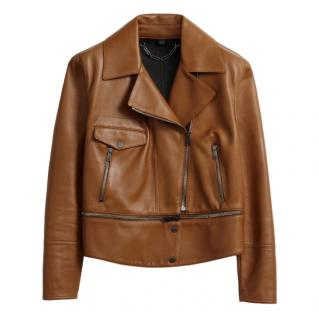 Belstaff Brown Avenhan Blouson Jacket