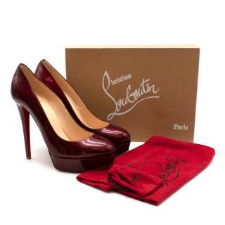 Christian Louboutin Bianca 140 Patent Heels