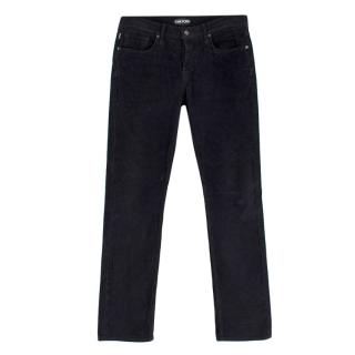 Tom Ford Straight-leg Corduroy Trousers