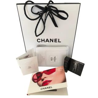 Chanel VIP pouch and beauty gift bundle