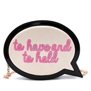 Sophia Webster Speech Bubble Embroidered Crossbody Bag