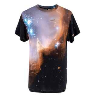 Christopher Kane Galaxy Print T-Shirt