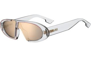 Dior Oblique 900SQ Mirrored sunglasses