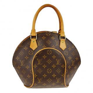 Louis Vuitton vintage Ellipse PM Bowler handle bag
