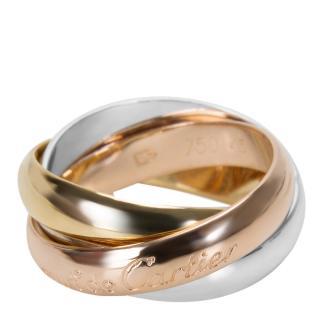 Cartier Les Must de Cartier Classic Trinity Ring