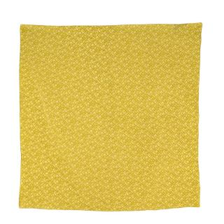 Bottega Veneta Citron Lime Green Silk Foulard