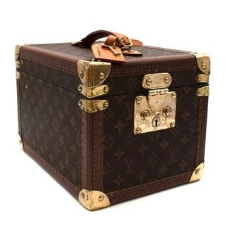 Louis Vuitton Vintage Monogram Beauty Vanity Trunk