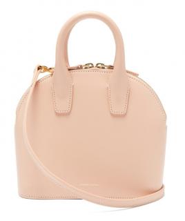 Mansur Gavriel Blush Pink Top Handle Mini Bag