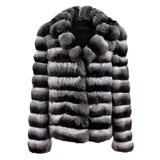 Bloomingdales x Maximilian Chinchilla Fur Coat