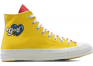 Converse Chuck Taylor All-Star 70s Hi Golf Wang Tripanel trainers