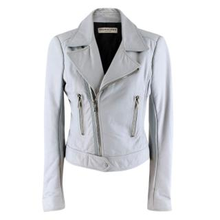Balenciaga Lambskin Leather Jacket