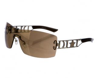 Christian Dior vintage brown sunglasses