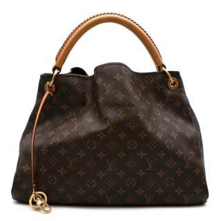 Louis Vuitton Artsy MM Monogram Tote Bag
