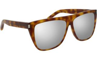 Saint Laurent Havana SL 156 003 tortoiseshell sunglasses