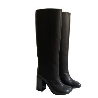 Maison Margiela MM6 black Tabi boots