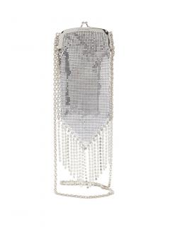 Alexander Wang Mesh Crystal Drip Crossbody Bag