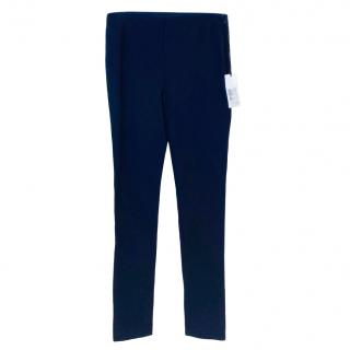 Missoni navy stretch leggings