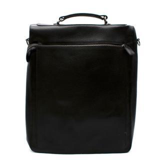 Marni Leather Top Handle Satchel Bag