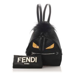 Fendi Mini Monster Backpack