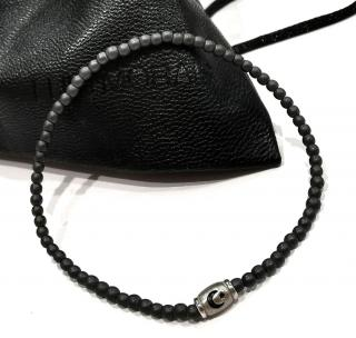 Louis Morais Moon & Star 14ct gold & Glass bracelet