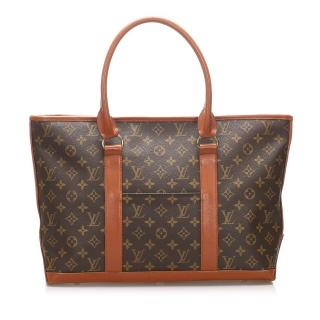 Louis Vuitton Monogram Sac Weekend PM Bag