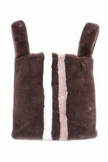 FurbySD Mink Fur Tote Bag