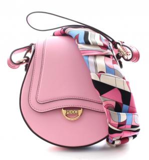 Emilio Pucci Pale Pink Dora Mini Crossbody Bag