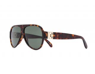 Givenchy GV7142/8 tortoise shell aviator sunglasses