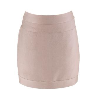 Herve Leger Charlotte Mini Bandage Skirt