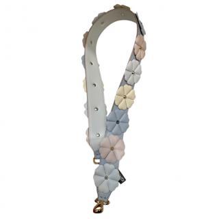 Fendi strap you pastel colour floral strap