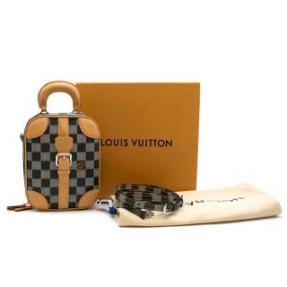 Louis Vuitton Valisette Verticale in Damier Ebene