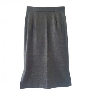 Vivienne Westwood Anglomania Pencil Skirt